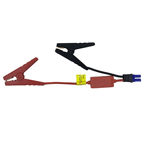 EC5 Jump Starter Qutaway Replacement EC5 Conector Cable de puente de emergencia de emergencia Cable...