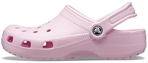 Crocs Classic Clog, Zuecos Unisex Adulto, Ballerina Pink, 37/38 EU