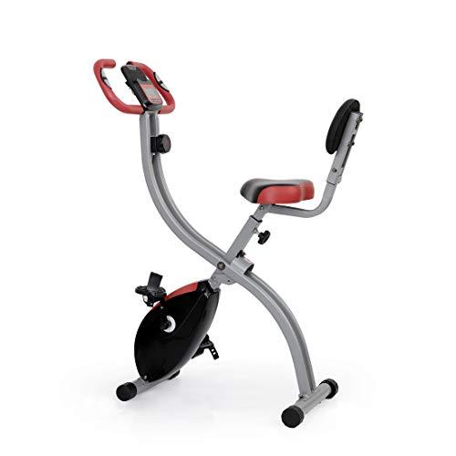 Ultrasport F-Bike 350B Aparato de gimnasia para un entrenamiento cardiovascular respetuoso con las...