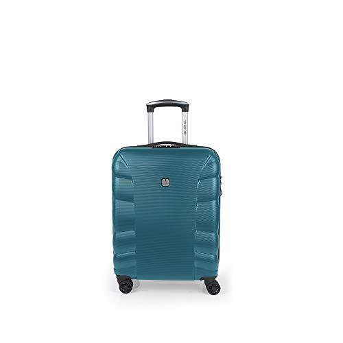 Gabol - London   Maleta de Cabina Rigidas de 40 x 55 x 20 cm con Capacidad para 47 L de Color...