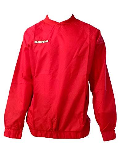 Kappa Fondi 30154R0 - Chaqueta cortavientos para hombre, color rojo Crimson Red (B12) XXXL