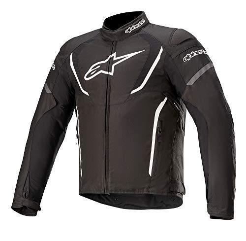 Alpinestars Chaqueta moto T-jaws V3 Waterproof Jacket Black White, BLACK/WHITE, S