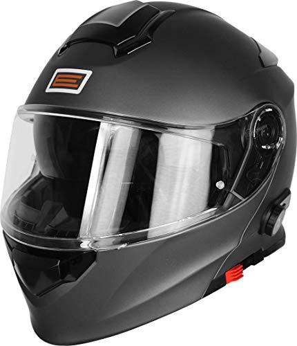 Origine Helmets 204271723600003Delta Solid Matt Casco desmontable con Bluetooth integrado,...