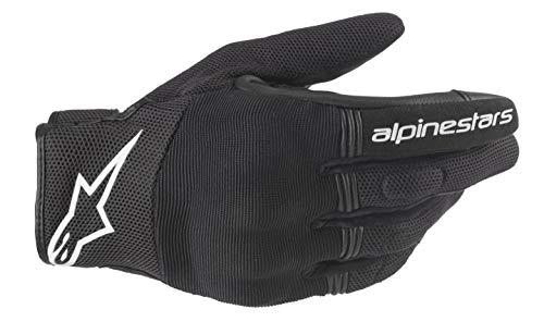 Guantes de Moto Alpinestars Stella Copper Guantes Negro Blanco, Negro/Blanco, L 359842012- L