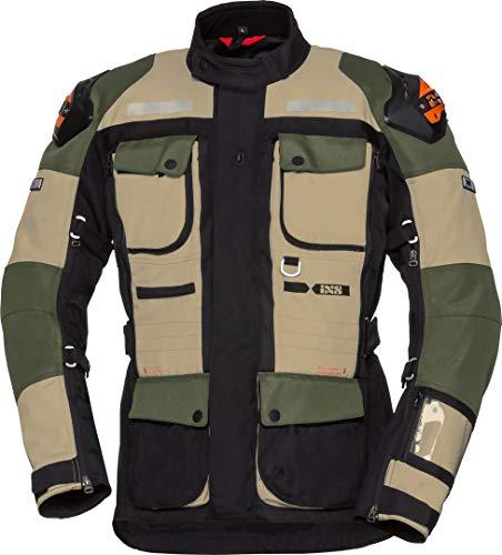 IXS Tour Jacket Montevideo-Rs-1000 Beige-Olive-Black M