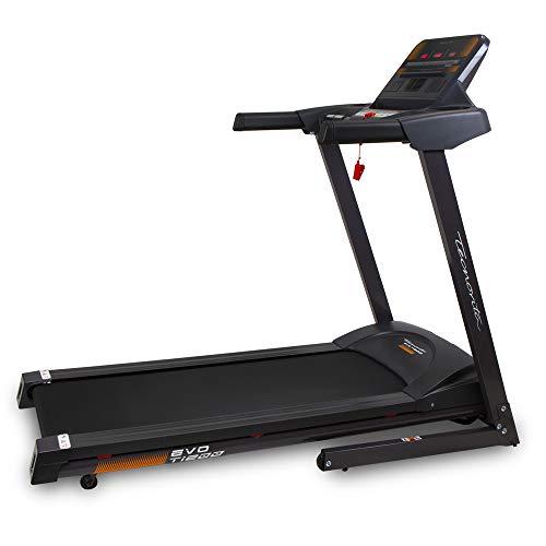 BH Fitness - EVO - T1200 VELBOS -Cinta De Correr, Unisex Adulto, negro, Talla Única - Edición...
