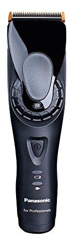 Panasonic ER-DGP82K801- Cortapelos profesional (funciona con batería y red), color negro