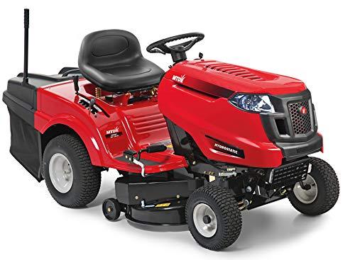 MTD RE130H Tractor cortacésped. RE 130H Motor 382 CC, Arranque e-Starter, Rojo