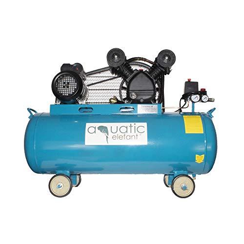 Elefant Aquatic xy2065a-100 Compresor de aire, 100L, 8Bar