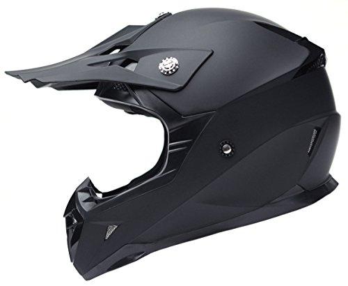 Casco Motocross Eduro ECE Homologado - YEMA YM-915 Casco de Moto Cross Integral para Mujer Hombre...