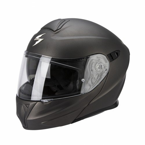 Scorpion Casco de moto EXO-920 Solid Anthracite mat, Anthracite, M