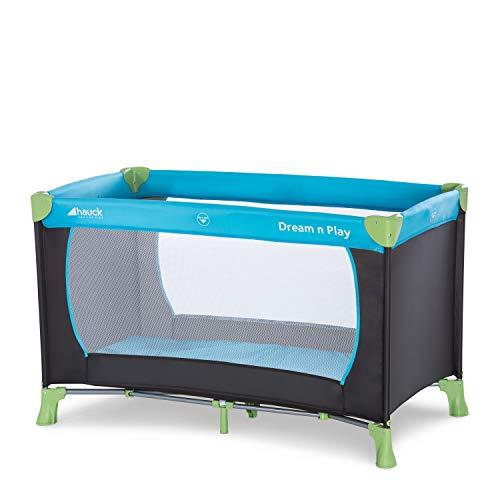 Hauck Cuna de Viaje Dream N Play, para Bebes y Niños de Nacimiento hasta 15 kg, 120 x 60 cm,...