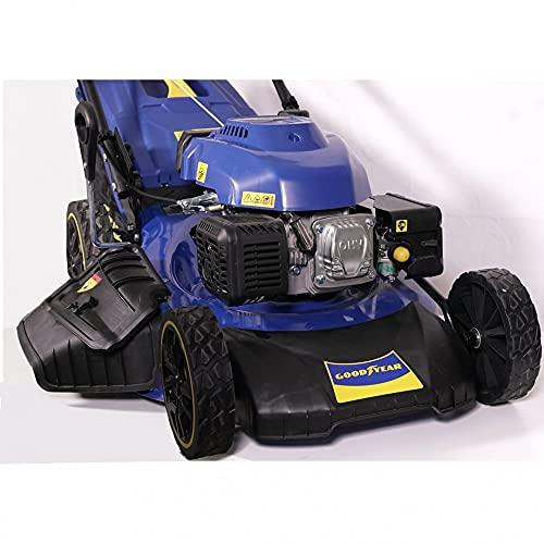 Goodyear Cortacésped de Gasolina autopropulsado de Empuje de 53 cm con Motor Licensed (53 cm...