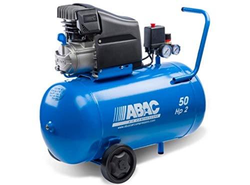 ABAC 1129100023 Compresor Monofásico Montecarlo 50 L 2Hp 10 Bar