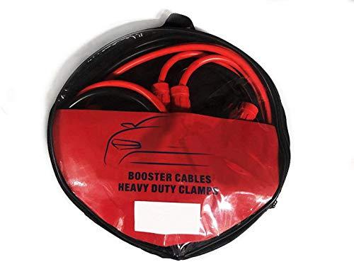 Cables de arranque resistentes con pizas, 4m, 1000A, incluyen funda