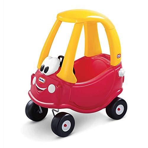 Little Tikes Cozy Coupe - Ride-on para Niños, con los Pies en el Suelo, Mini Coche de Empuje con...