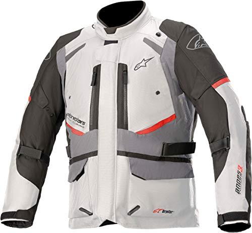 Alpinestars Andes V3 Drystar Jacket cazadora impermeable, gris, L para Hombre