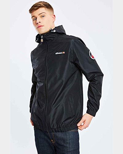 Ellesse Terrazzo FZ Jacket Hombre, Black, XL