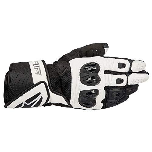 Alpinestars SP Air Mens Motorcycle Gloves - Black/White - Medium