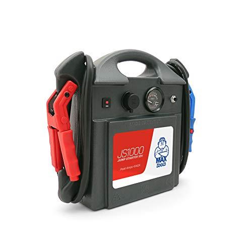 MAXTOOLS JS1000, Arrancador y Batería de Emergencia