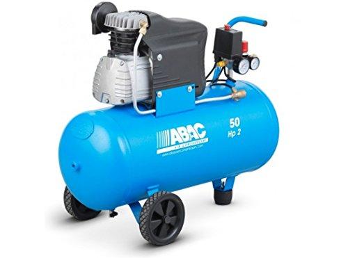 ABAC - Compresor 2Hp C/Aceite 8 Bar Abac 50 L