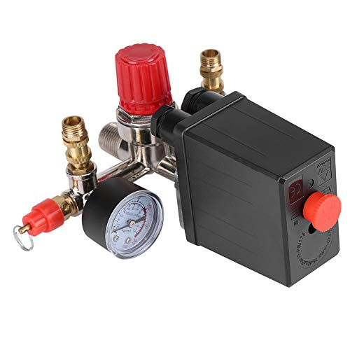 Regulador de Presión, Válvula de Presión Interruptor de Presión Válvula Reguladora con...