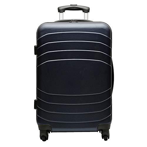 Misako – Maleta de Viaje DINAMIC Mediana 64 X 39 X 28CM - 69L - 3,1KG de en Color Azul Marino   4...