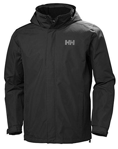 Helly Hansen Dubliner Jacket Chaqueta chubasquero para hombre de uso diario y para actividades...
