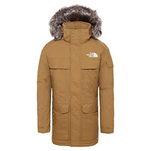The North Face McMurdo - Chaqueta Impermeable, Hombre, Beige (British Khaki), XS