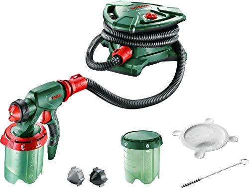 Bosch PFS 5000 E - Sistema de pulverización de pintura (1200 W, 2 depósitos para pintura de...