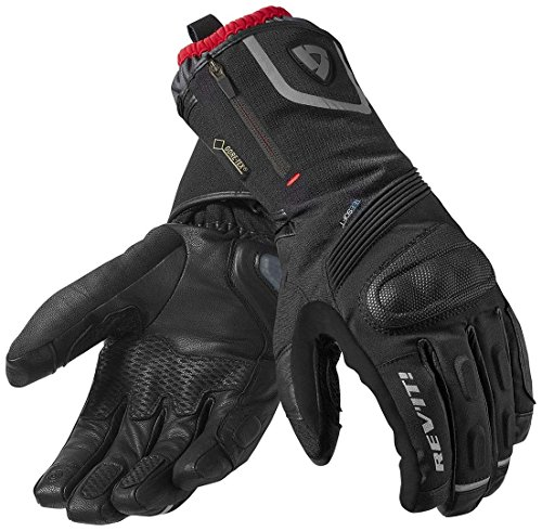 FGW068 - 0010-L - Rev It Taurus GTX Winter Motorcycle Gloves L Black