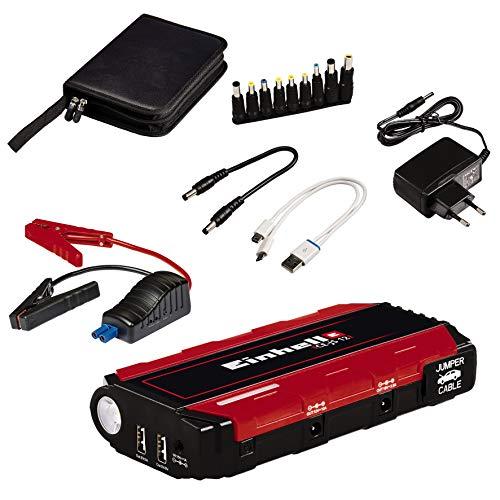 Einhell Dispositivo auxiliar para el arranque de automóviles CE-JS 12 (suministro portátil de...