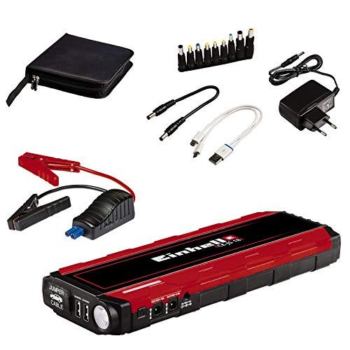 Einhell Dispositivo auxiliar para el arranque de automóviles CE-JS 18 (ayuda para el arranque y...