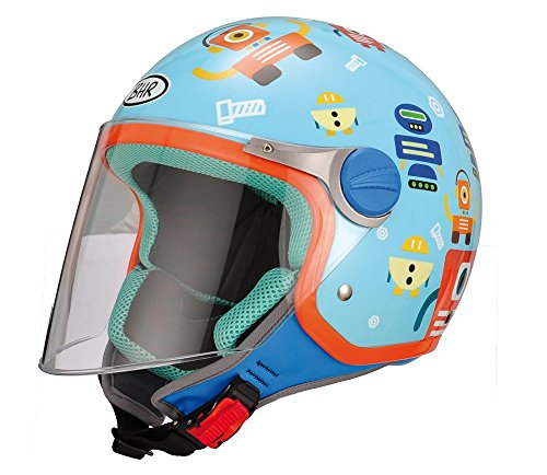 BHR 94111 Casco Niño 720, Robot, 51/52