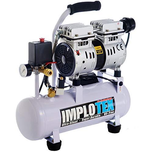IMPLOTEX - compresor de aire, silencioso
