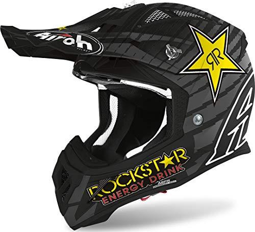 Airoh - Casco Aviator Ace Rockstar XS MATT