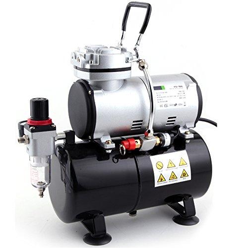 Compresor de aire con depósito
