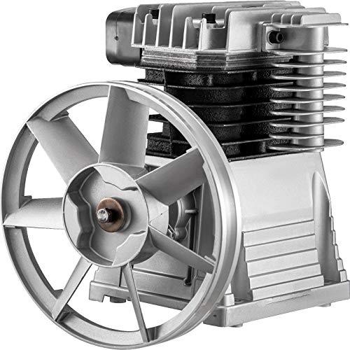 VEVOR Compresor Compactadoras Agregado 2,2kW - 3kW Cabezal de la Bomba del Compresor de Aire 1300rpm...