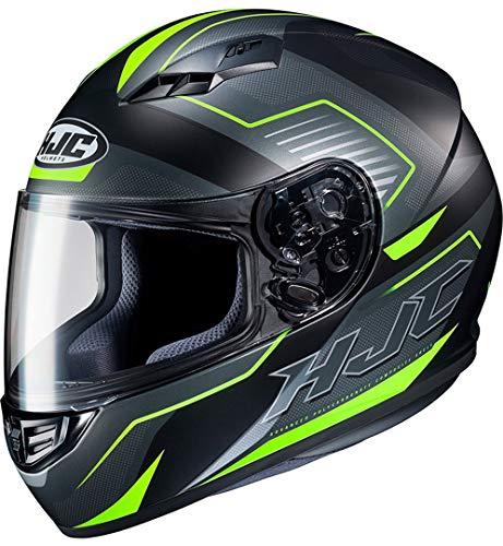 Casco de moto HJC CS 15 TRION MC2SF, Negro/Azul, S