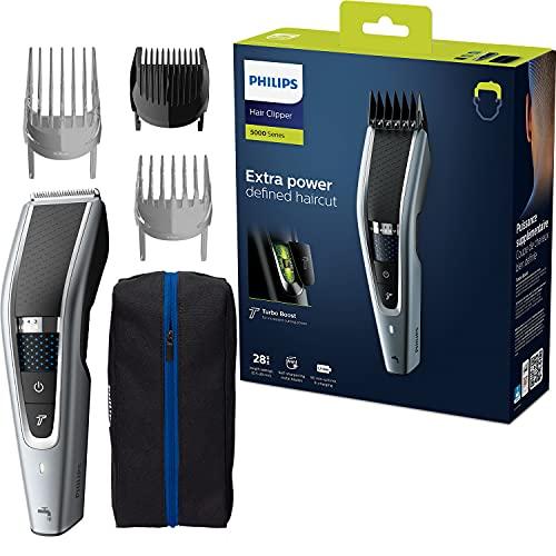 Philips 5000 HC5630/15 Cortapelos Lavable Hairclipper series
