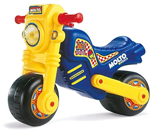 MOLTO | Moto Correpasillos Cross | Moto Corre Pasillos Todo Terreno | Juguetes Infantiles Seguros y...