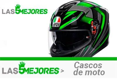 mejores cascos de motos
