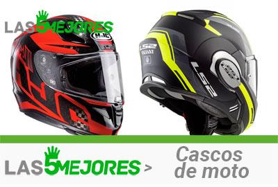 casco de moto modular