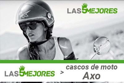 Guía comra casco moto Axo