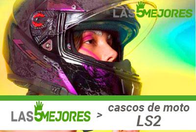 Casco LS2 Mujer