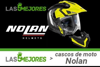 Mejores cascos de moto Nolan
