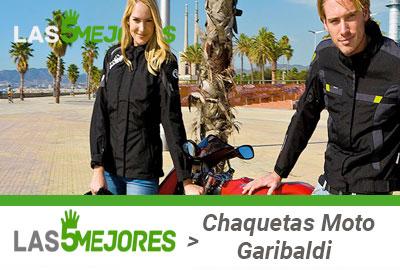 chaquetas moto Garibaldi mujer
