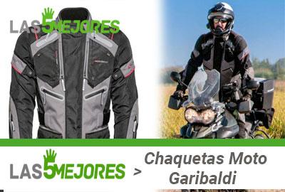 Chaquetas Garibaldi moto