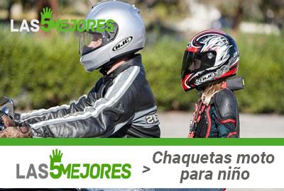 chaquetas de moto para niños
