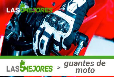 Comprar guantes de moto